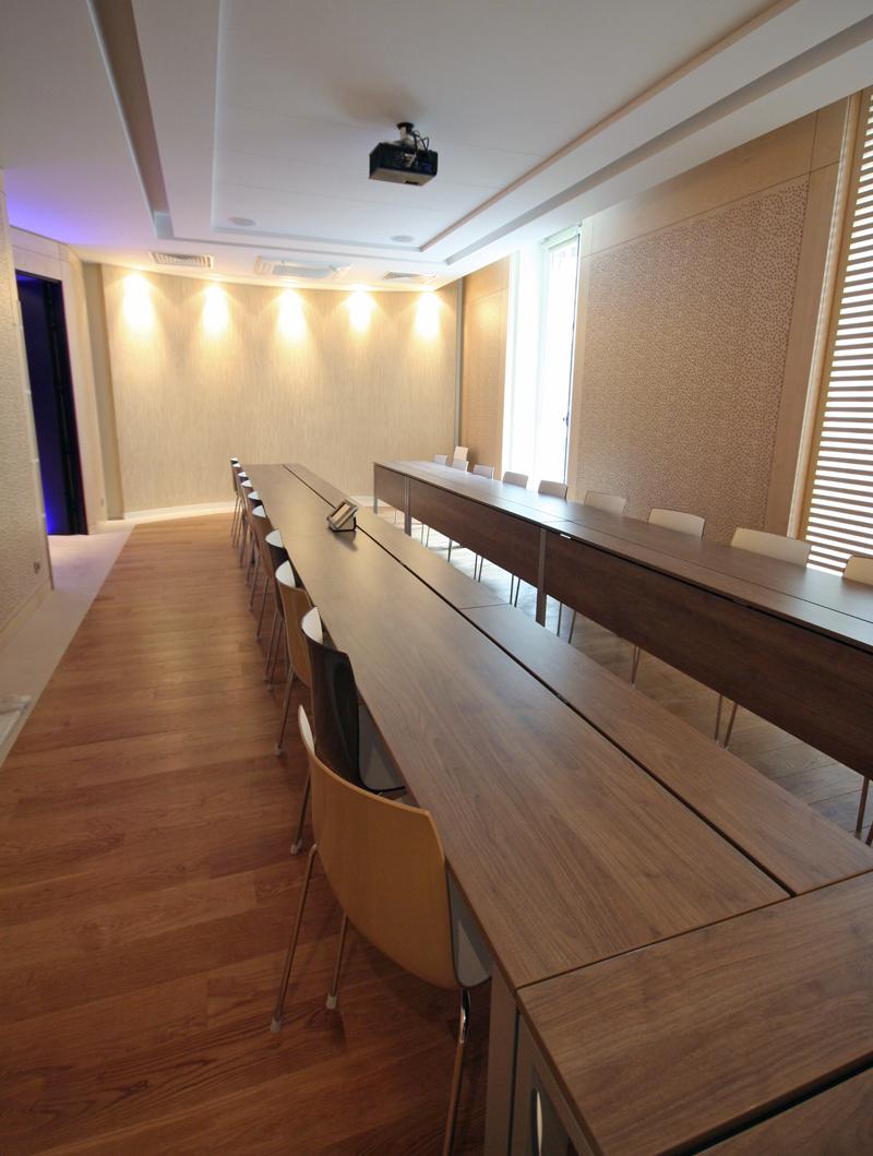 espace fif pl bureaux paris 17 eme architecte interieur philippe ponceblanc. Black Bedroom Furniture Sets. Home Design Ideas