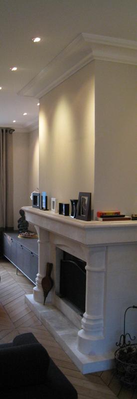 Architecte interieur philippe ponceblanc for Appartement maison laffite