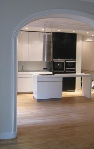 Ouverture cuisine salon la cuisine ct sjour le systme for Ouverture entre cuisine et salle a manger